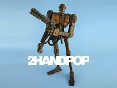Two hand Popbot