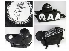 3AA 2012 membership package (comes with F-Legion figure)