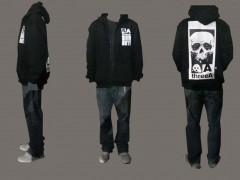 3AA 2011 hoodie