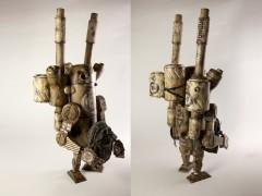 Desert Sand Devil Corp Bertie MK3 (Mode B)