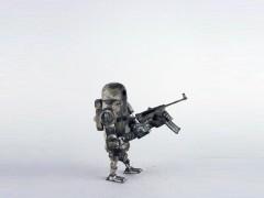 Frosty Choad Machine Gun Bertie MK2 (Frosty Choad pack)