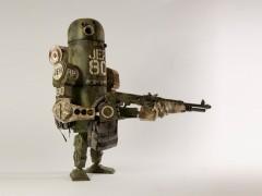 JEA Marine Recon Bertie MK3