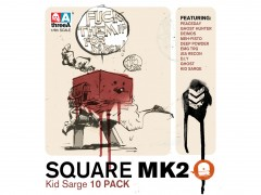 Square MK2 Kid Sarge 10 pack