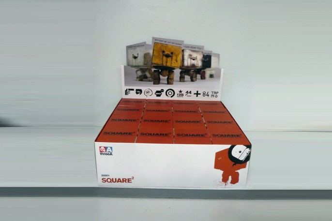 Square MK1 retail carton