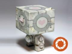 Companion Cube Square