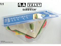 1:1 Sandvich