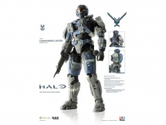 ThreeA x HALO S-A259 Commander Carter Spartan-III