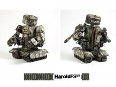 Harodl FS: Rothchild Experimental Div
