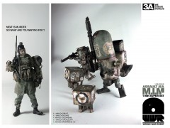 ASSAULT JEA M.I.M 1/6th SUPER SET