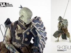 Shogun Seven Bones TK: Shiho