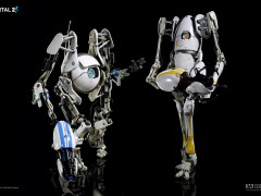 3A x VALVe Portal 2 Atlas & P-Body