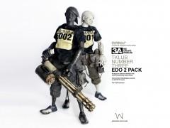 TKLUB #3: E.D.O 2pack